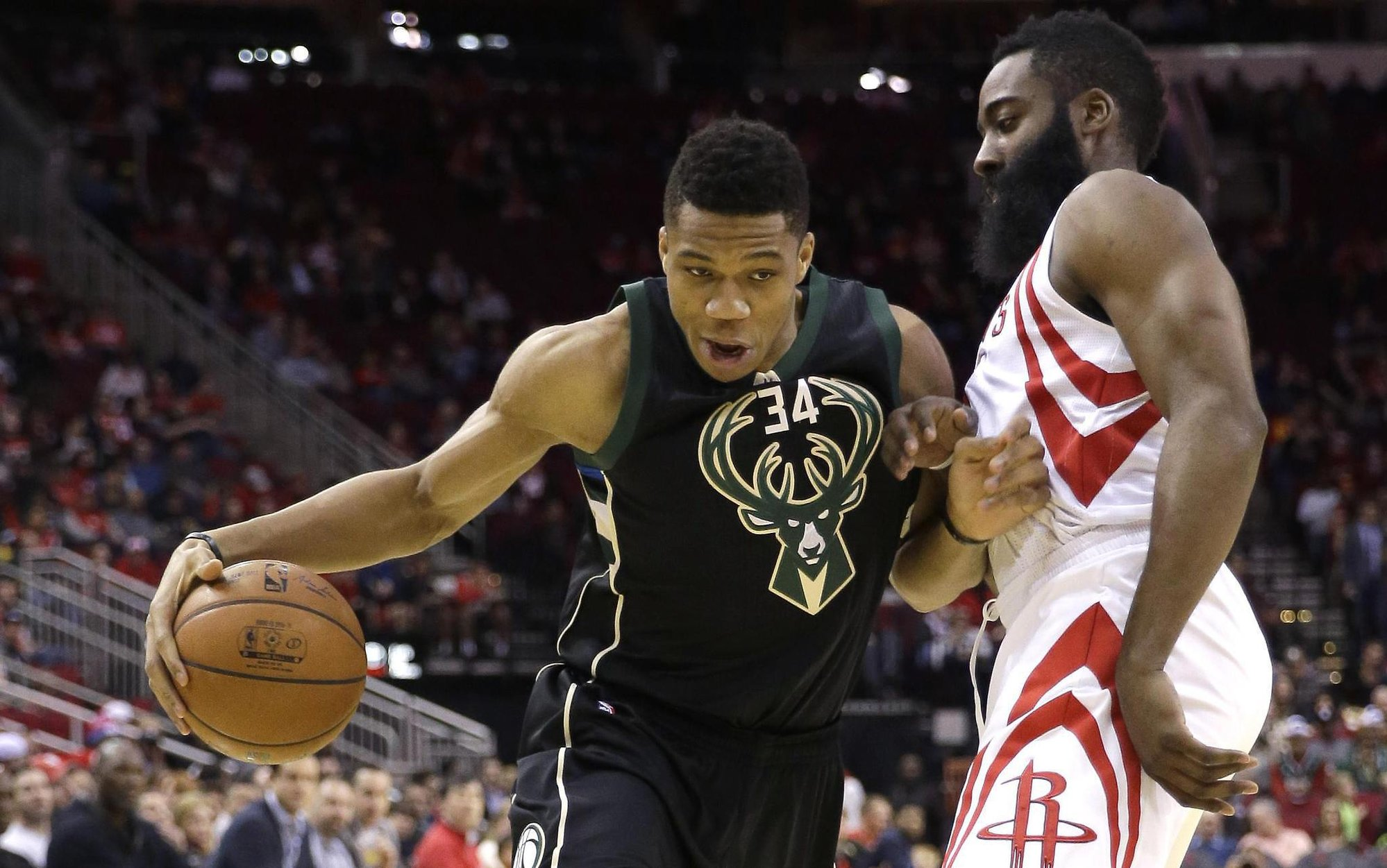 efdc449c053 Giannis Antetokounmpo On James Harden   He Is The Best Player In The League
