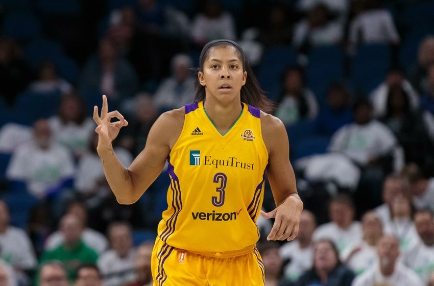 Candace Parker Believes She Could Win NBA Skills Challenge Candace Parker