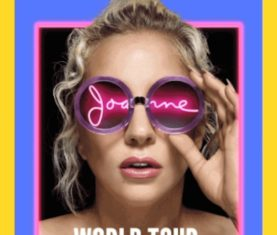 Joanne World Tour Dates