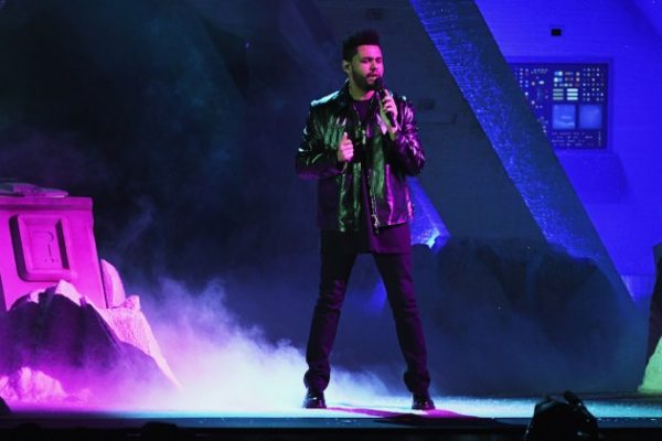 The Weeknd I Feel It Coming Grammys