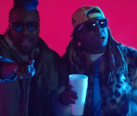 Wale Running Back Lil Wayne Music Video