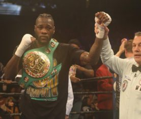 Deontay Wilder