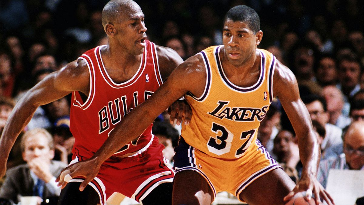 Magic Johnson, Michael Jordan Nearly Played PPV 1-On-1 ...