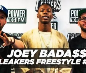Joey Bada$$ L.A. Leakers (Power 106)