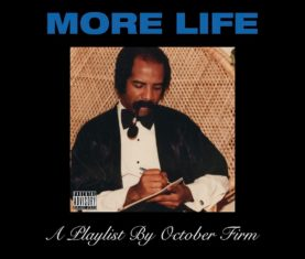 Drake More Life Playlist Cover