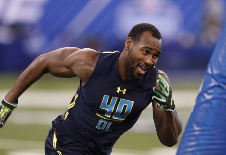 2017 NFL Scouting Combine