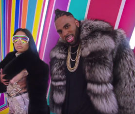Jason Derulo Swalla Music Video Ty Dolla Sign Nicki Minaj