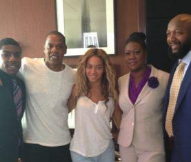 Jay Z Weinstein Company Trayvon Martin