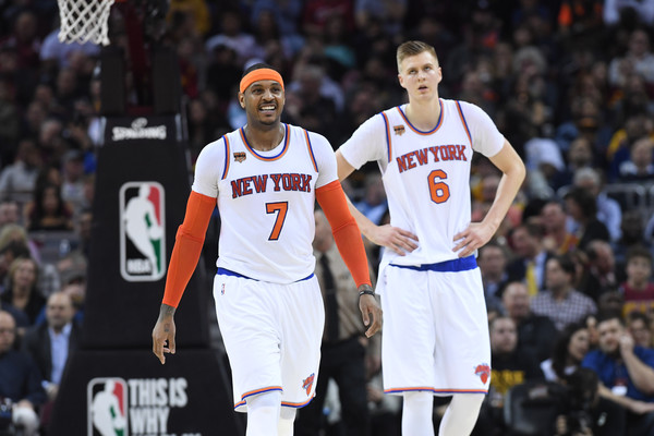 New York Knicks Players Reportedly Sick of Triangle Offense
