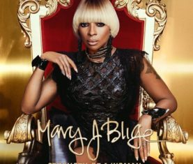 Mary J Blige Strength Of A Woman Tracklsit Album Cover