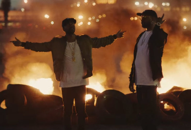 Mike WiLL Made-It Big Sean On The Come Up Music Video