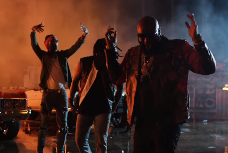 Rick Ross Young Thug Wale Trap Trap Trap Music Video