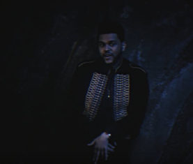 The Weeknd Daft Punk I Feel It Coming Music Video