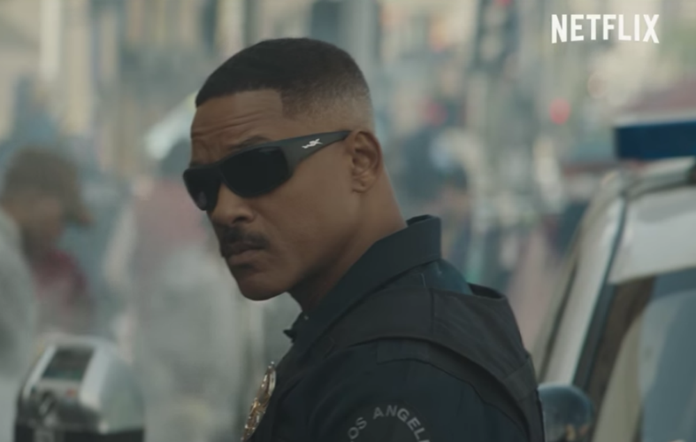 Teaser For Netflix's N... Will Smith Netflix