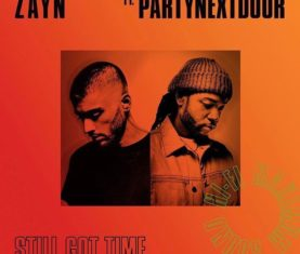 ZAYN Still Got Time PARTYNEXTDOOR