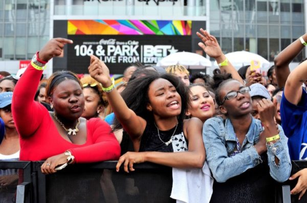 BET Experience - 106 & Park