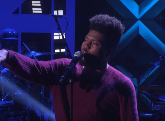 Khalid Location Ellen Performance