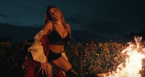 Tinashe Flame Music Video