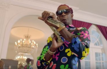Young Thug All The Time Music Video