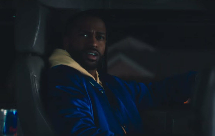 Big Sean Jump Out The Window Light Music Video