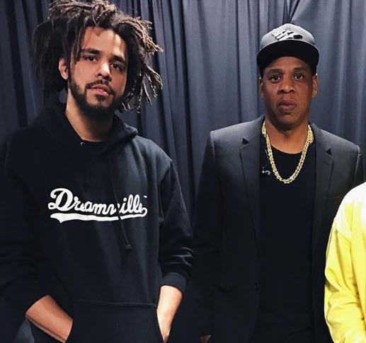 J. Cole Jay Z Made In American 2017
