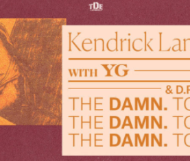 Kendrick Lamar The Damn Tour YG