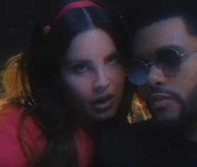Lana Del Rey The Weeknd Lust For Life Music Video