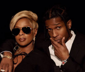 Mary J. Blige Love Youself Music Video