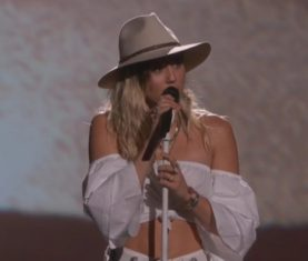Miley Cyrus 2017 Billboard Music Awards Performance