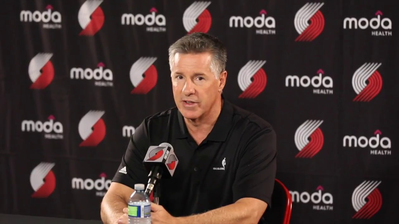 Blazers, President Neil Olshey Agree to Contract Extension Through 2024