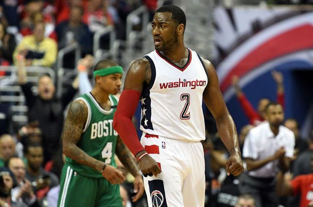 huge selection of 8d81d 35a5b John Wall, Wizards Force Game 7 With Dramatic 92-91 Win In ...