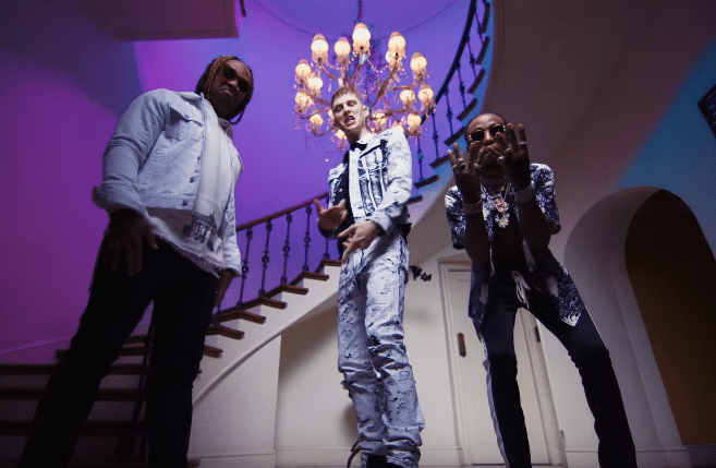 Machine Gun Kelly Trap Paris Music Video