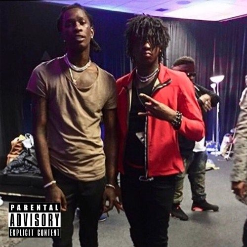 Sahbabii Pull up Wit Ah Stick Young Thug