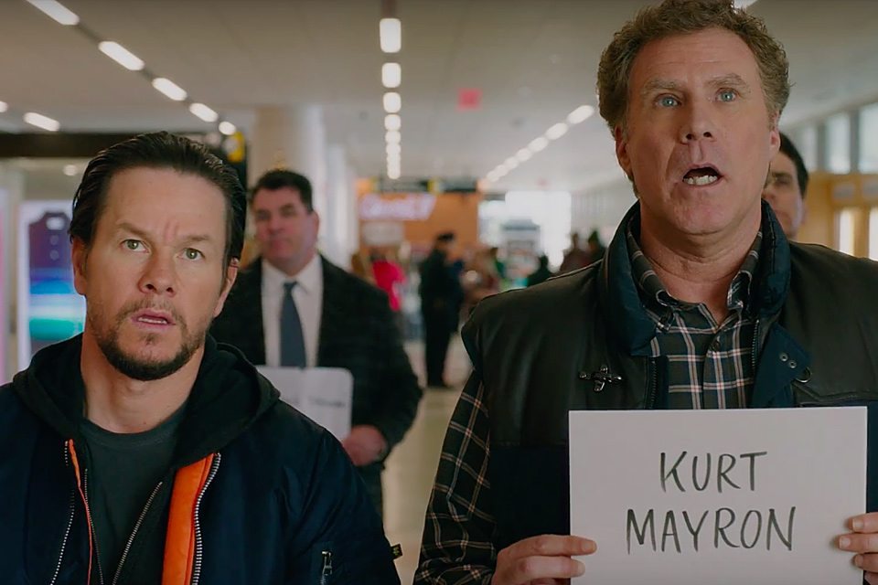 will ferrell mark wahlberg daddy's home