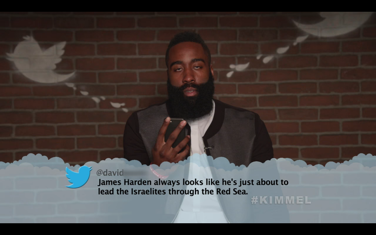 NBA Mean Tweets
