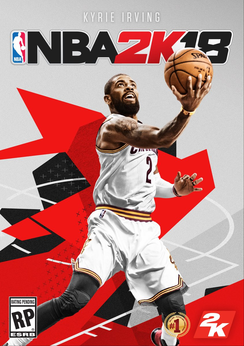 Jordan fashion 2017 - Kyrie Irving Will Be On The Cover Of Nba 2k18 Def Pen