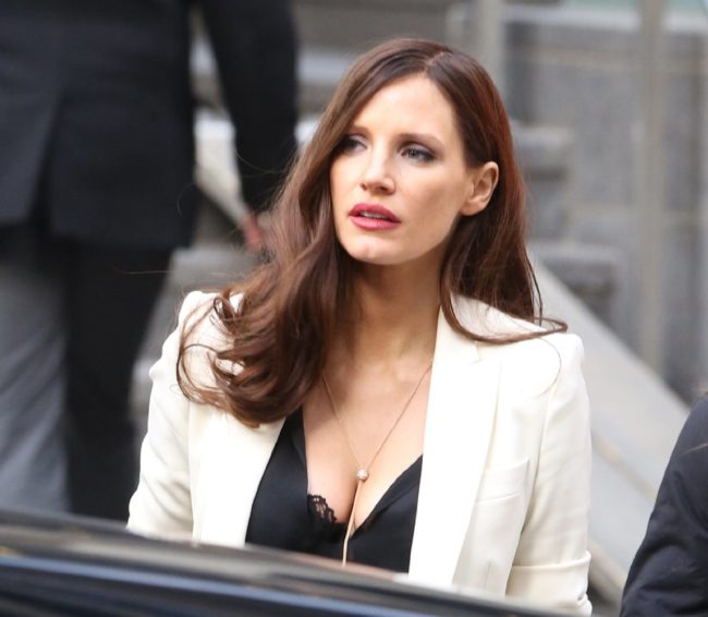 jessica chastain mollys game