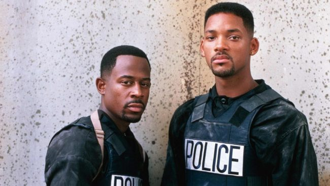 martin lawrence bad boys will smith