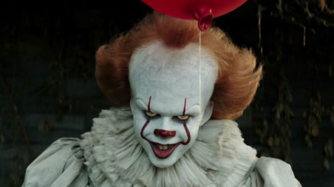 it pennywise clown horror steven king