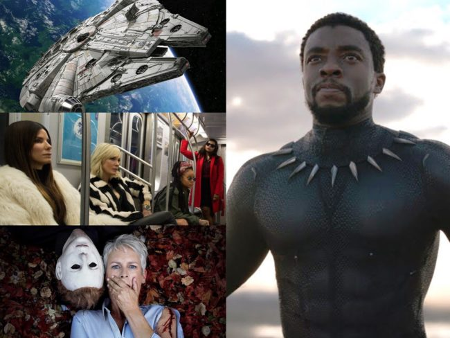 black panther 2018 movies list halloween