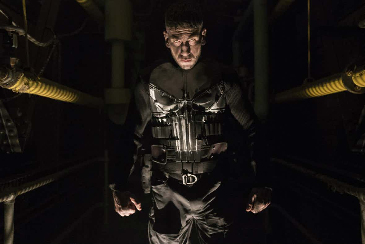 netflix punisher show marvel