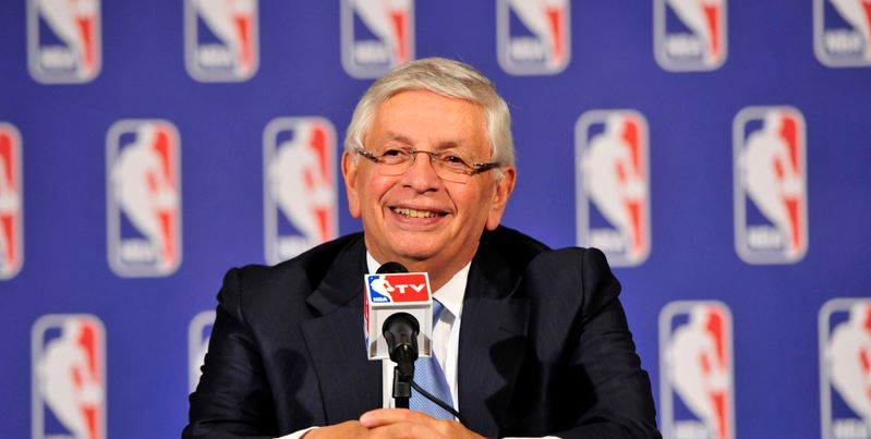 David Stern Explains Blocking Chris Paul Trade, Calls Dell Demps 'Lousy General Manager'