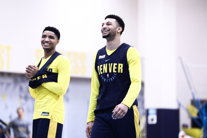 online store 3f4b0 2254f The Denver Nuggets' Mile High Rebuild is Flourishing