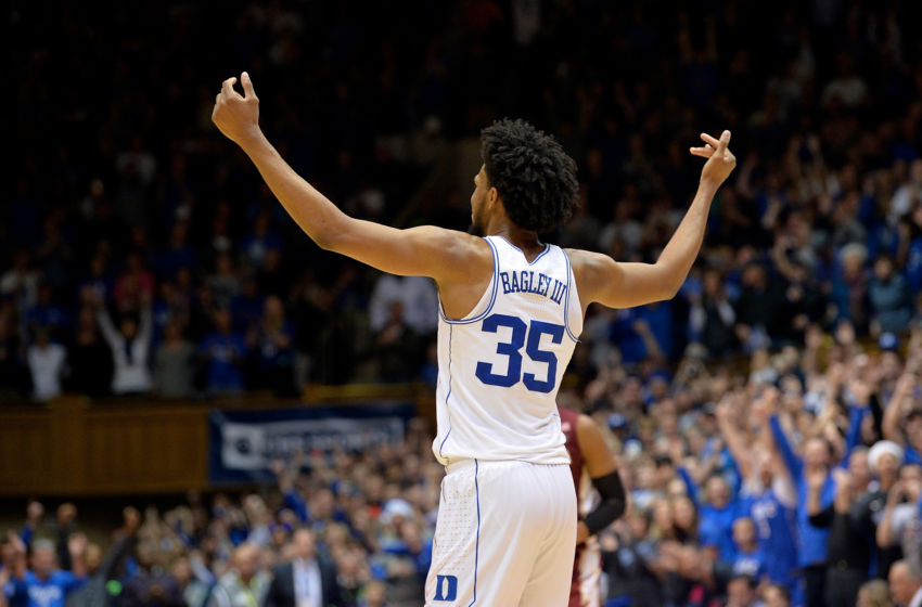 6bebb147e667 Marvin Bagley Marvin Bagley is signing the first NBA shoe deal with Puma  since ...