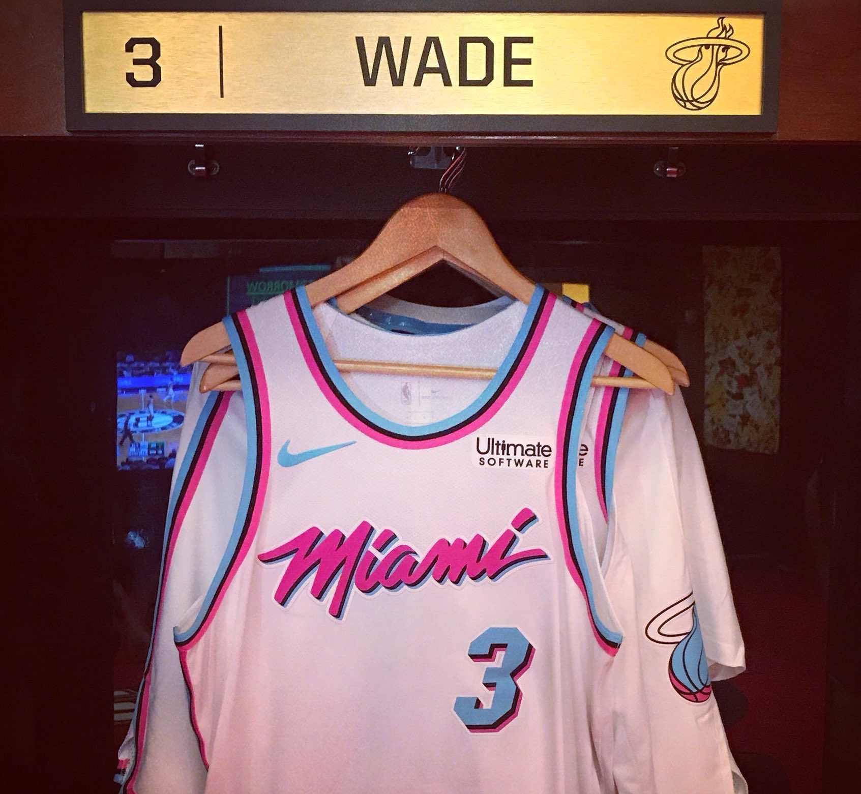 info for 3092e 7584a Heat Merchandise Sales Spike 8000% Following Dwyane Wade ...